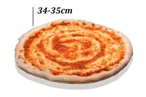 Βάση Ιταλικής Πίτσας με Σάλτσα 34cm