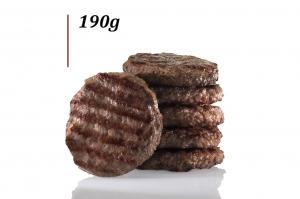 Ψημένο Real Burger 100% Μοσχάρι 190g.